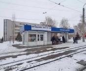 Остановка «Кировоградская»