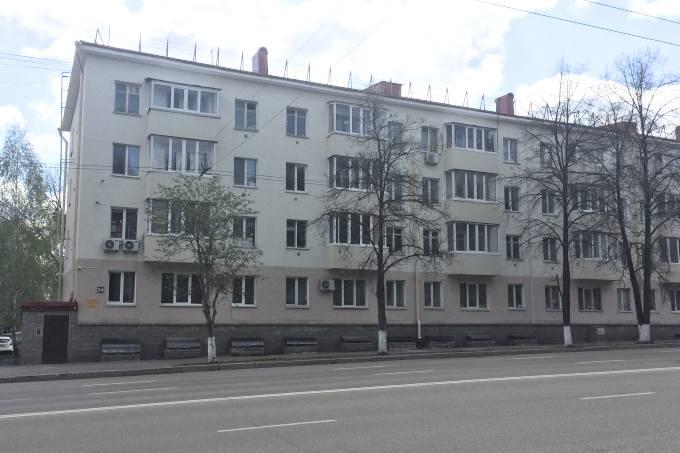 Офисное помещения по ул.Комарова 34